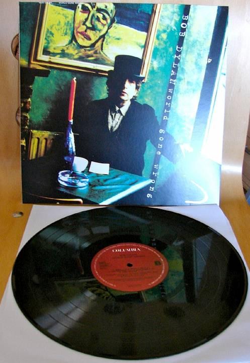Sur la platine, Bob Dylan