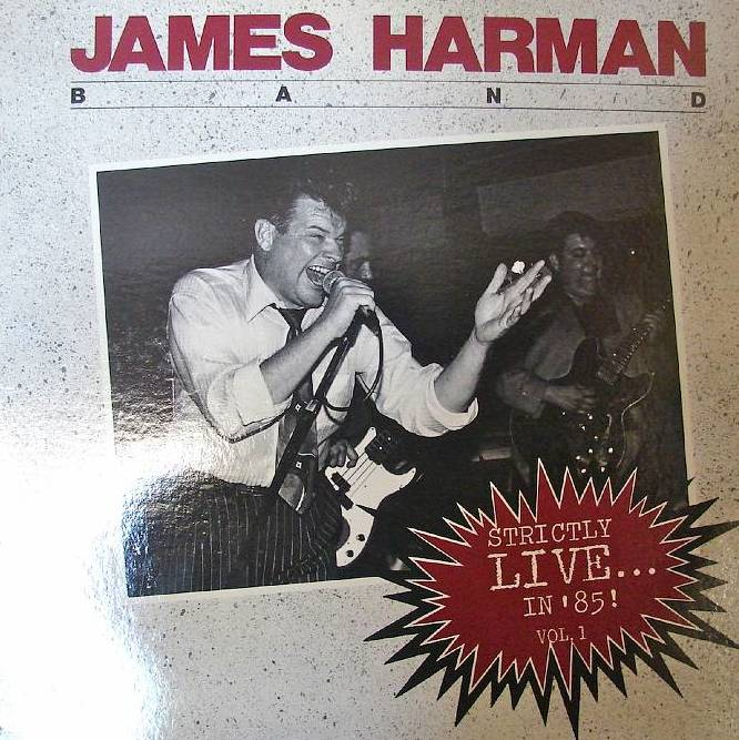 James Harman, bluesman émérite !