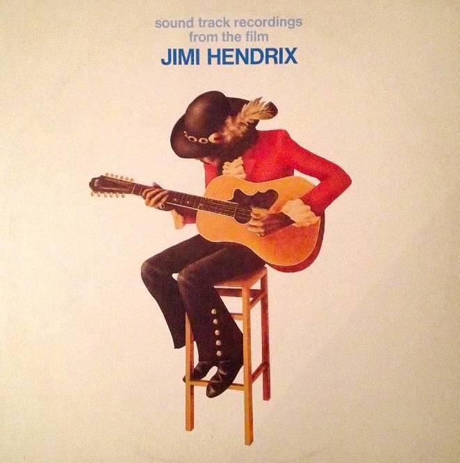 Jimi Hendrix – la bande son d'un film