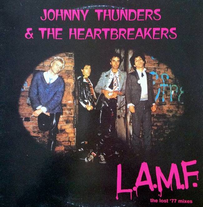 It's not enough / Johnny Thunders & The Heartbreakers