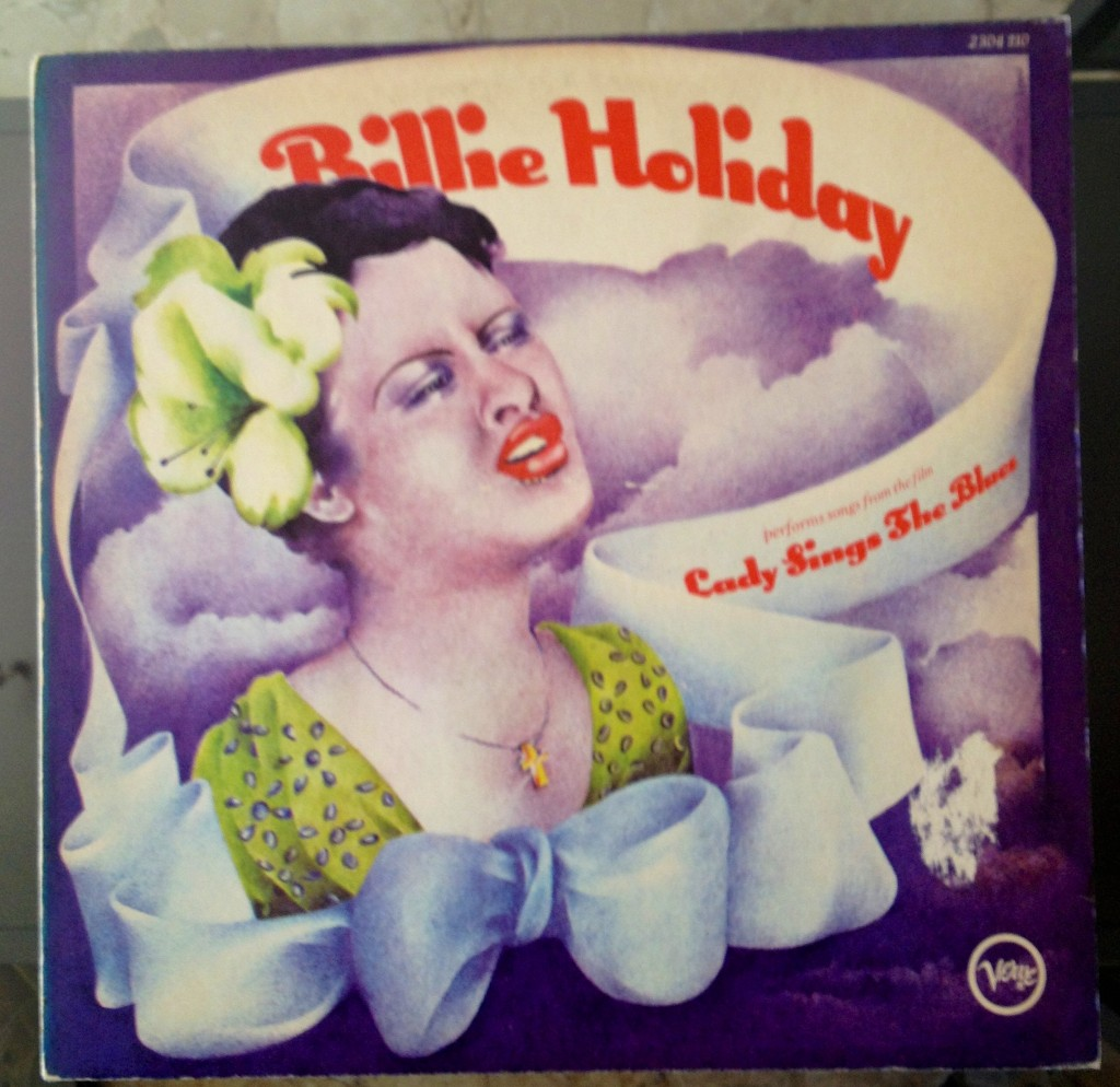 Lady Sings the blues Bille Holiday