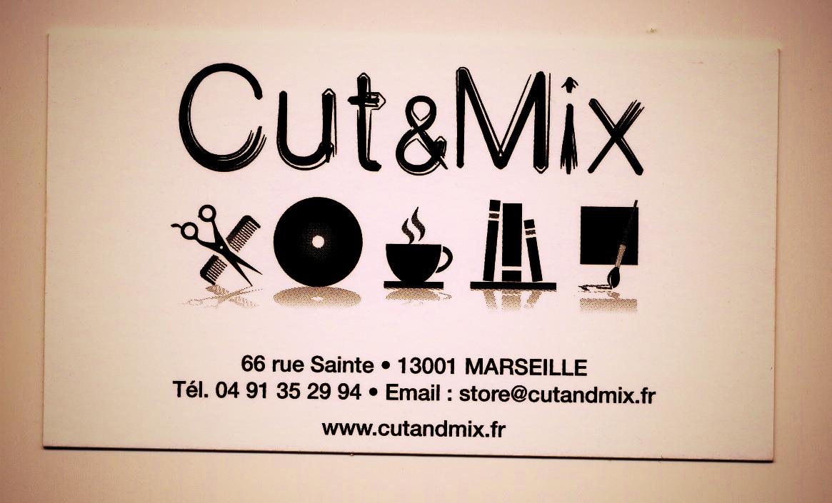 Cut & Mix [Pub] et [MAJ]