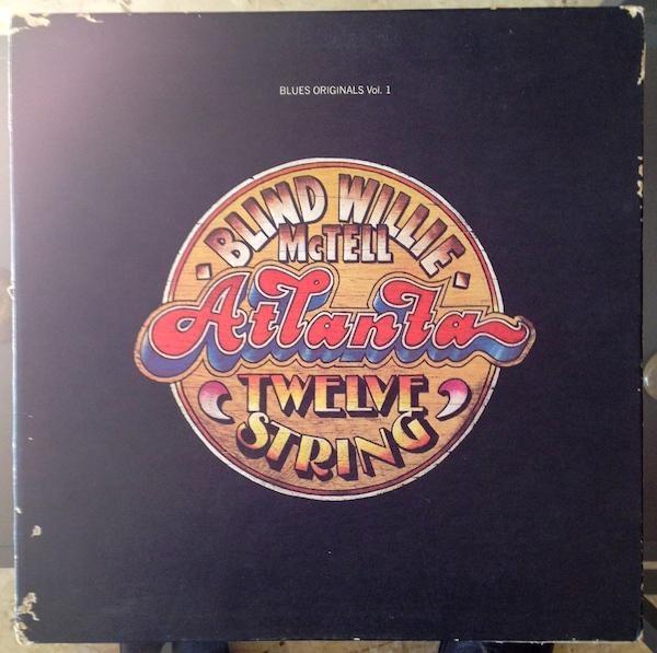 Blind Willie McTell - Twelve Strings