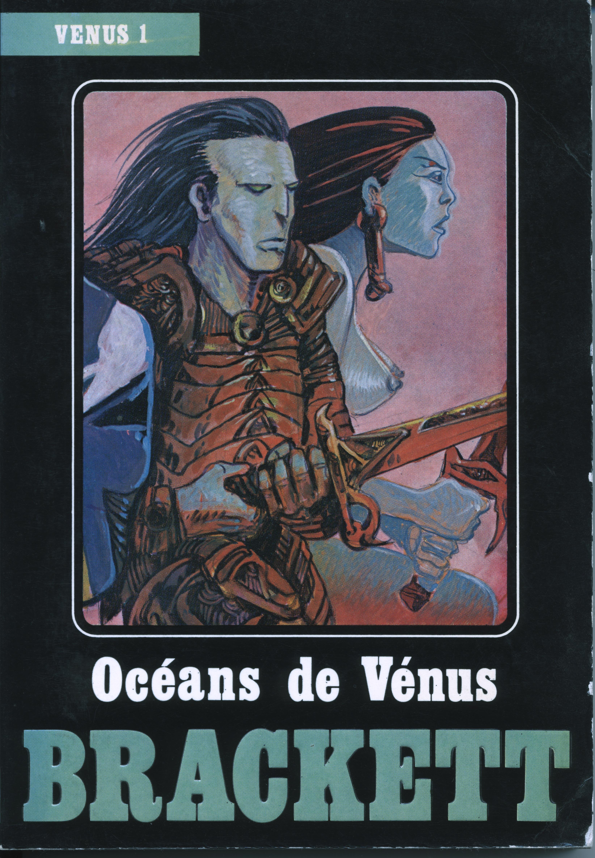 Océans de Vénus