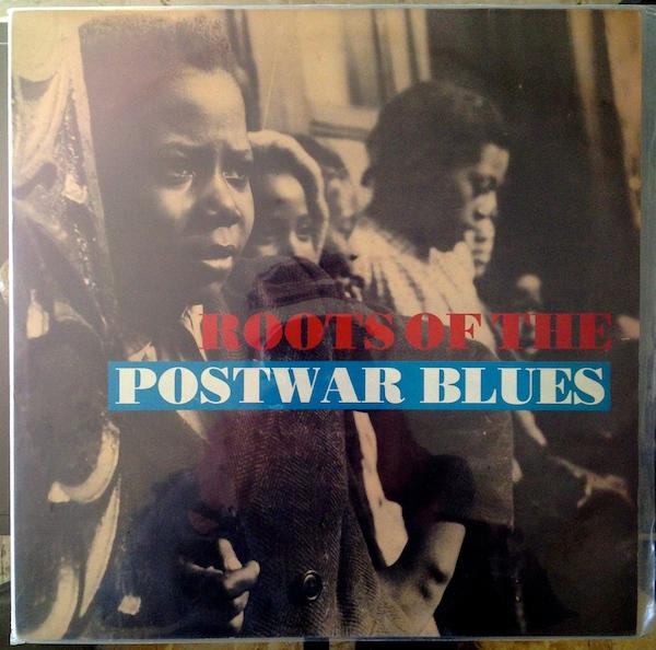 Roots of the postwar blues