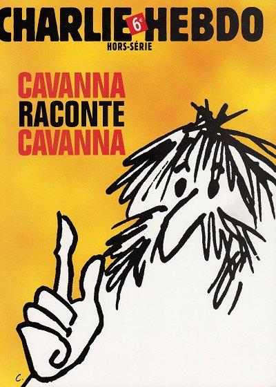 J'ai beaucoup aimé Cavanna !