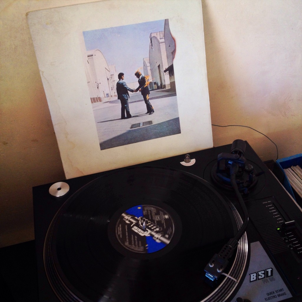 Wish you were hère - Pink Floyd