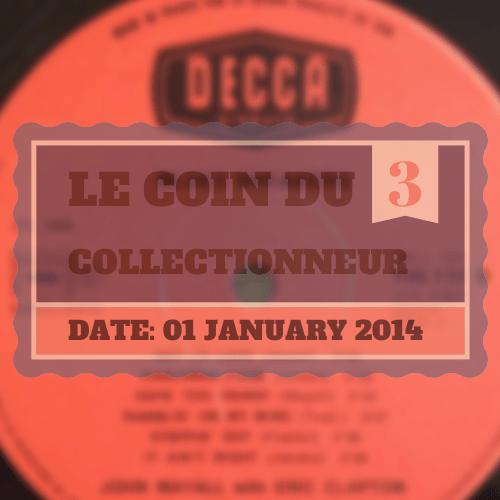 Vinyles Collectionneur chapitre 1