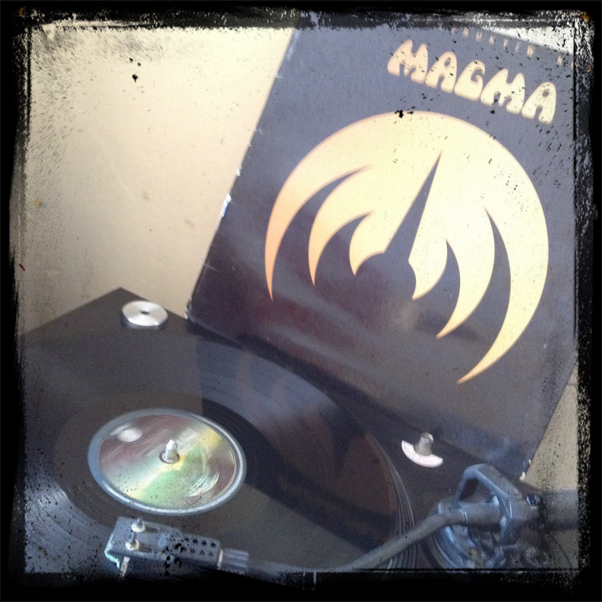 Magma – Mekanïk Destruktïw Kommandöh