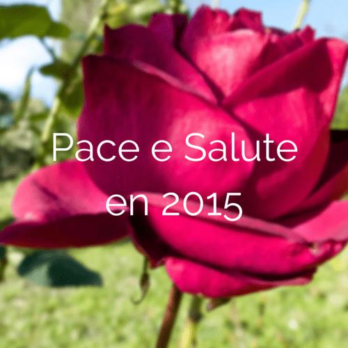 Pace e Saluteen 2015