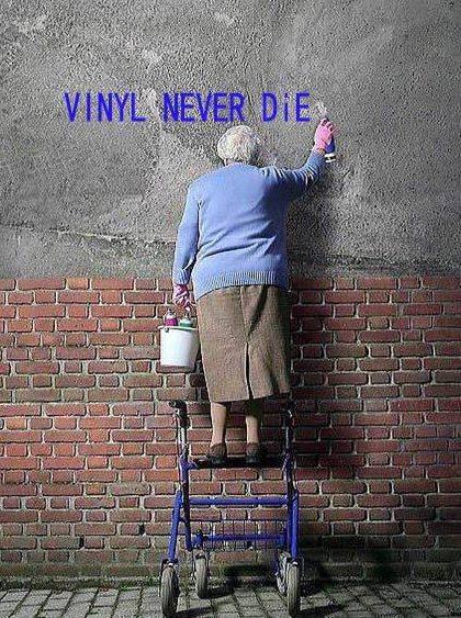 vinylneverdie