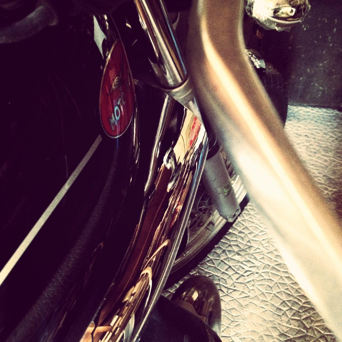 Photo Moto Guzzi Nevada