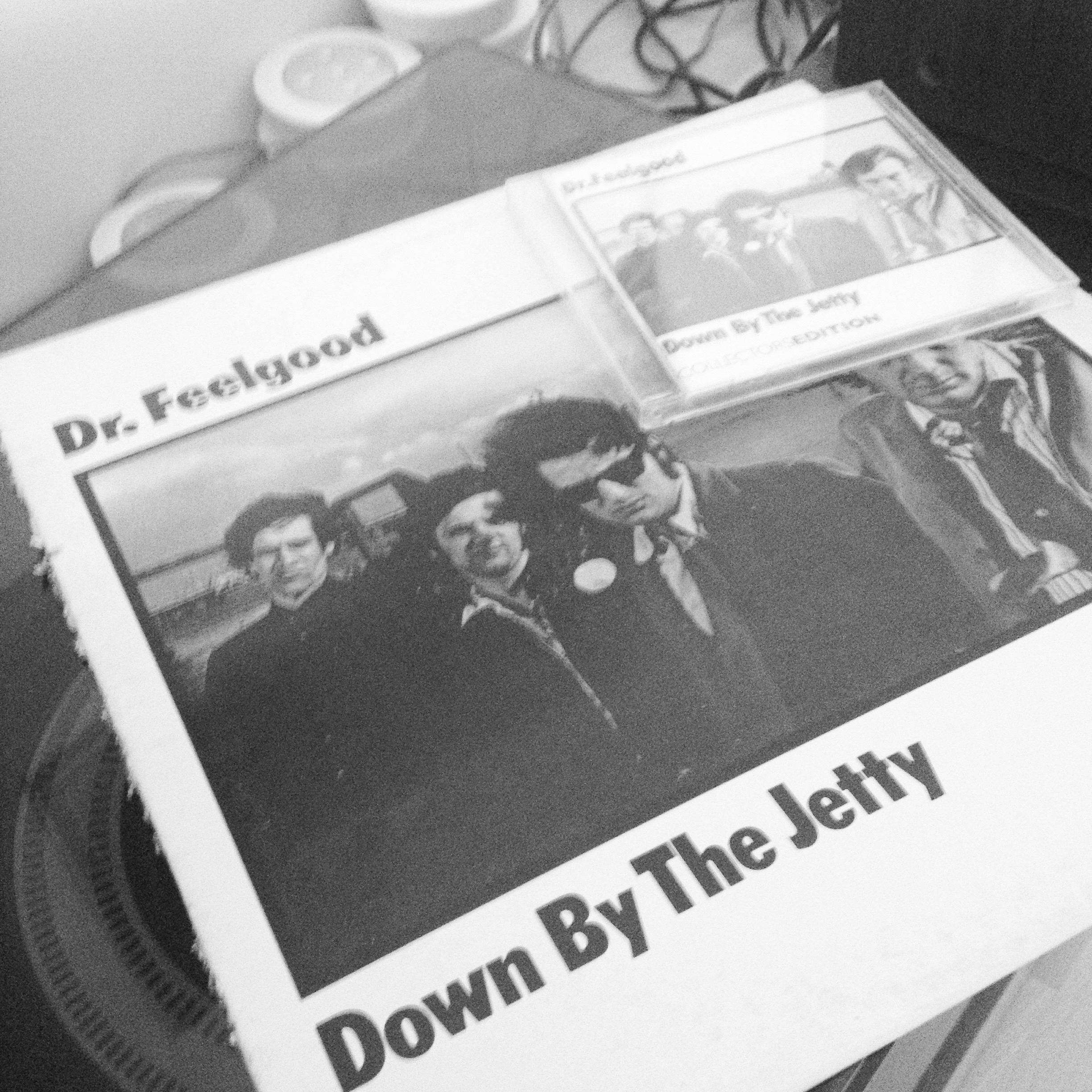 l'album Down by the Jetty Dr. Feelgood