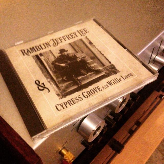 Ramblin' Jeffrey Lee [CD du soir]
