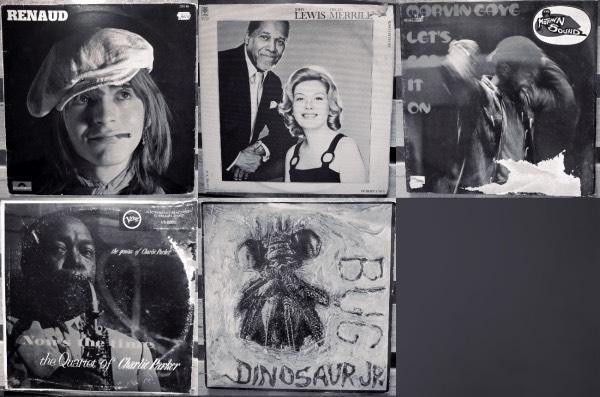 Entre Dinosaur JR. et Helen Merrill…