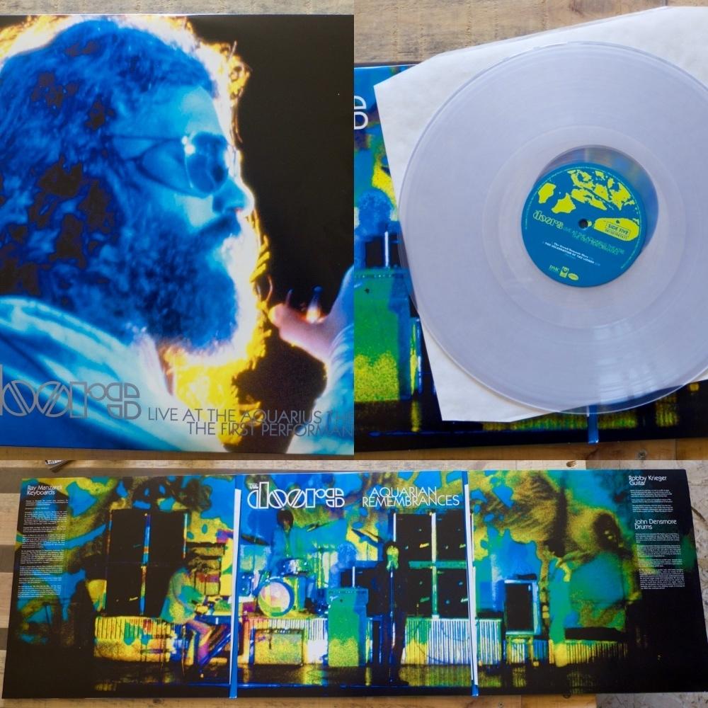 Album Vinyle : The Doors - Live At The Aquarius Theatre