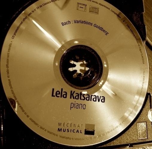 Variation Goldberg - Lela Katsarava