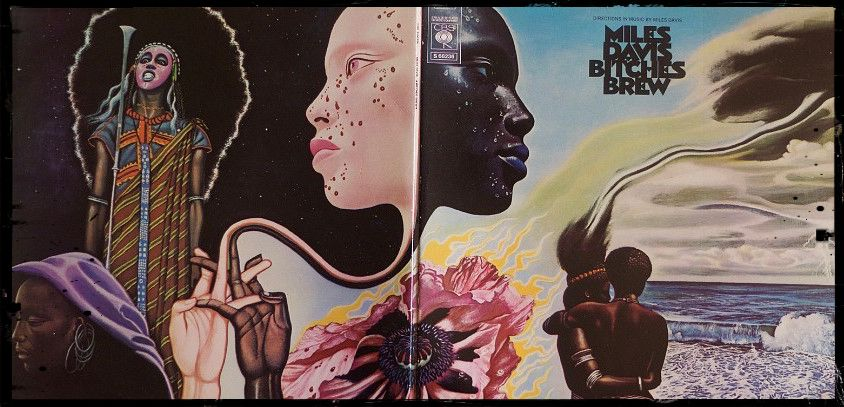 [chronique expresse] Bitches Brew de Miles Davis