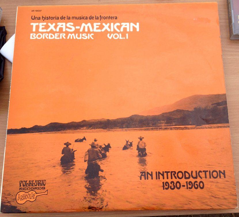 Pochette du disque Texas-Mexican Border Music Vol1
