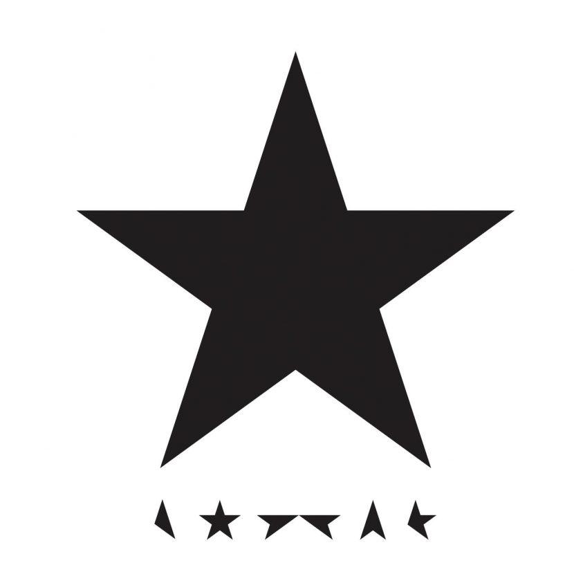 Pochette de Blackstar dernier album de David Bowie