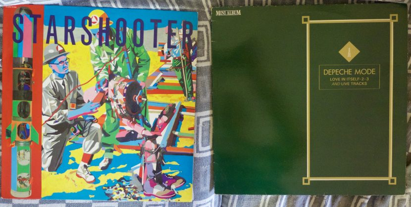 Starshooter et Depeche Mode