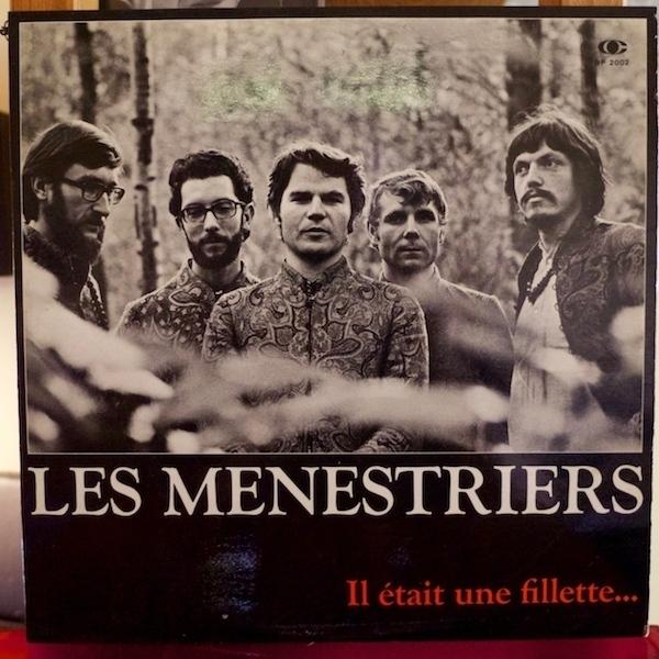 Album des Ménestriers - Il était une fillette…