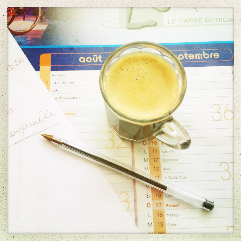 [Un jour, une Photo] Café.