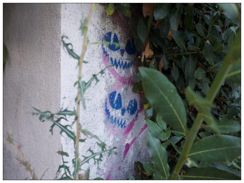 Graffitis sarcastiques