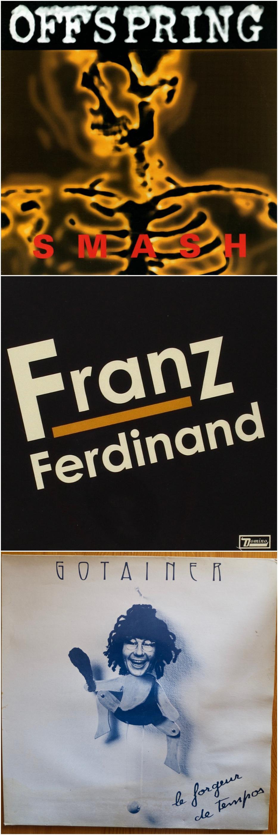 Franz Ferdinand, Offspring et Gotainer !