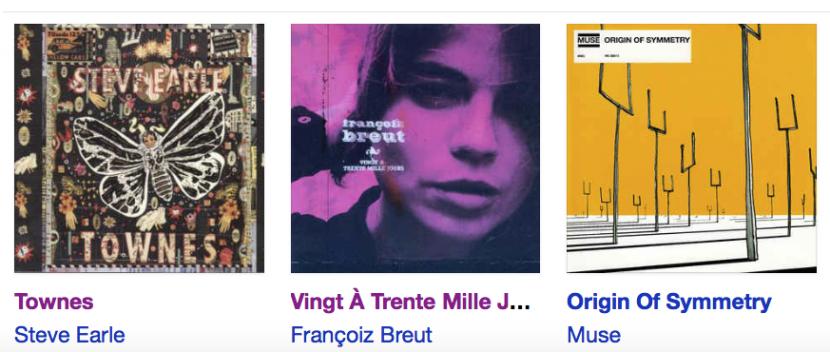 Muse, Breut, Earle