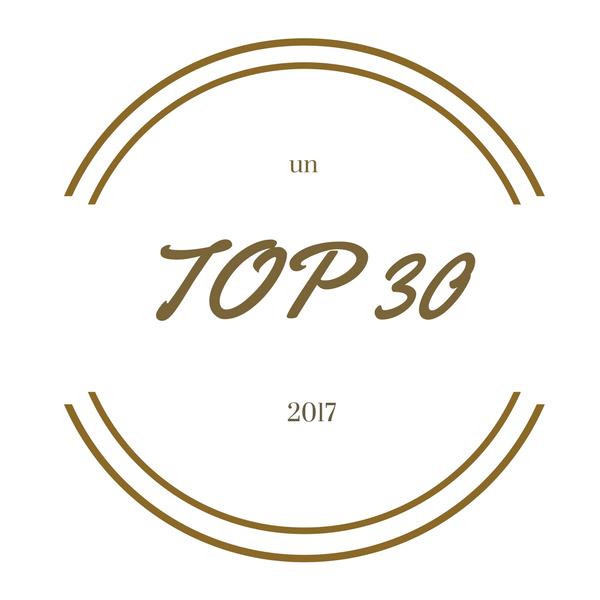 Et j'ai même fait un TOP30…
