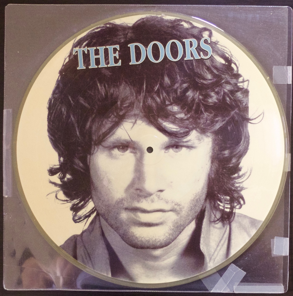 The Doors – Picture Disc.