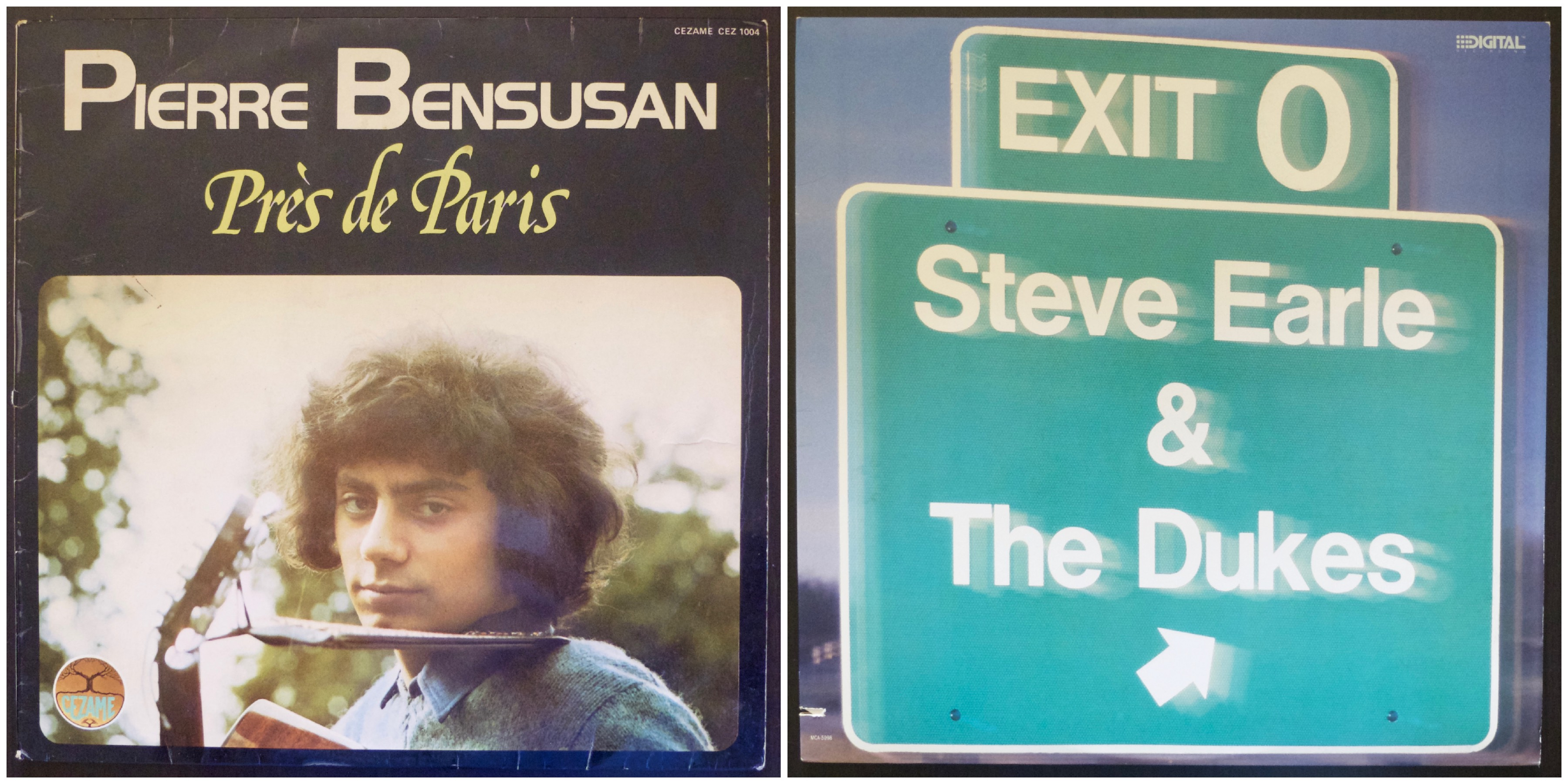 Les deux derniers disques…