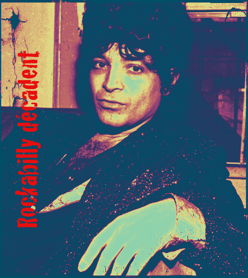 Rockabilly décadent – Alan Vega