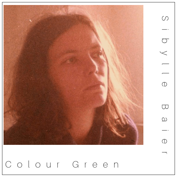 Colour Green – Sibylle Baier