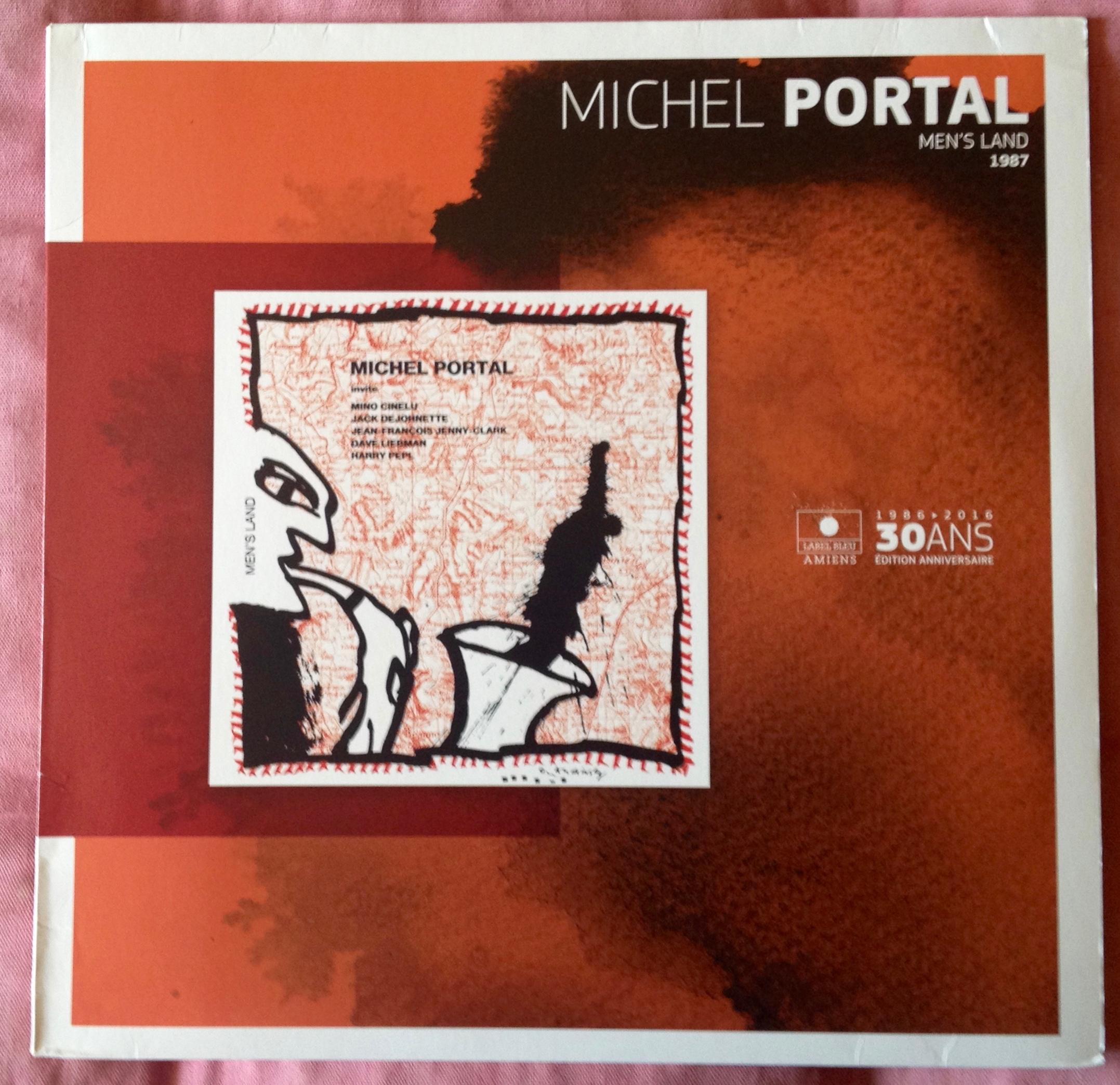 Deux facettes de Michel Portal.