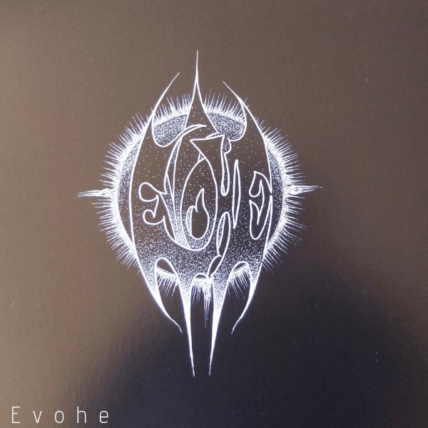 Pochette de l'album du groupe Evohe