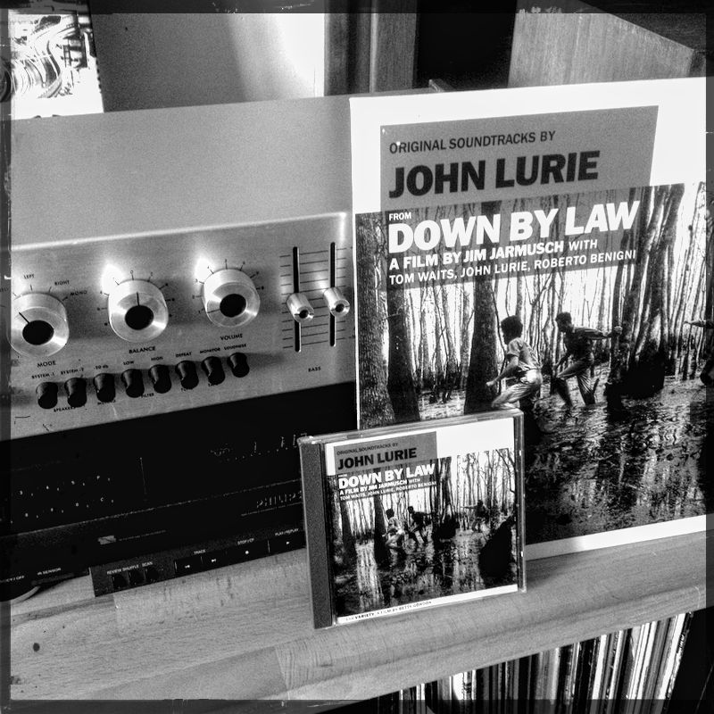 Down By Law, musique de John Lurie.