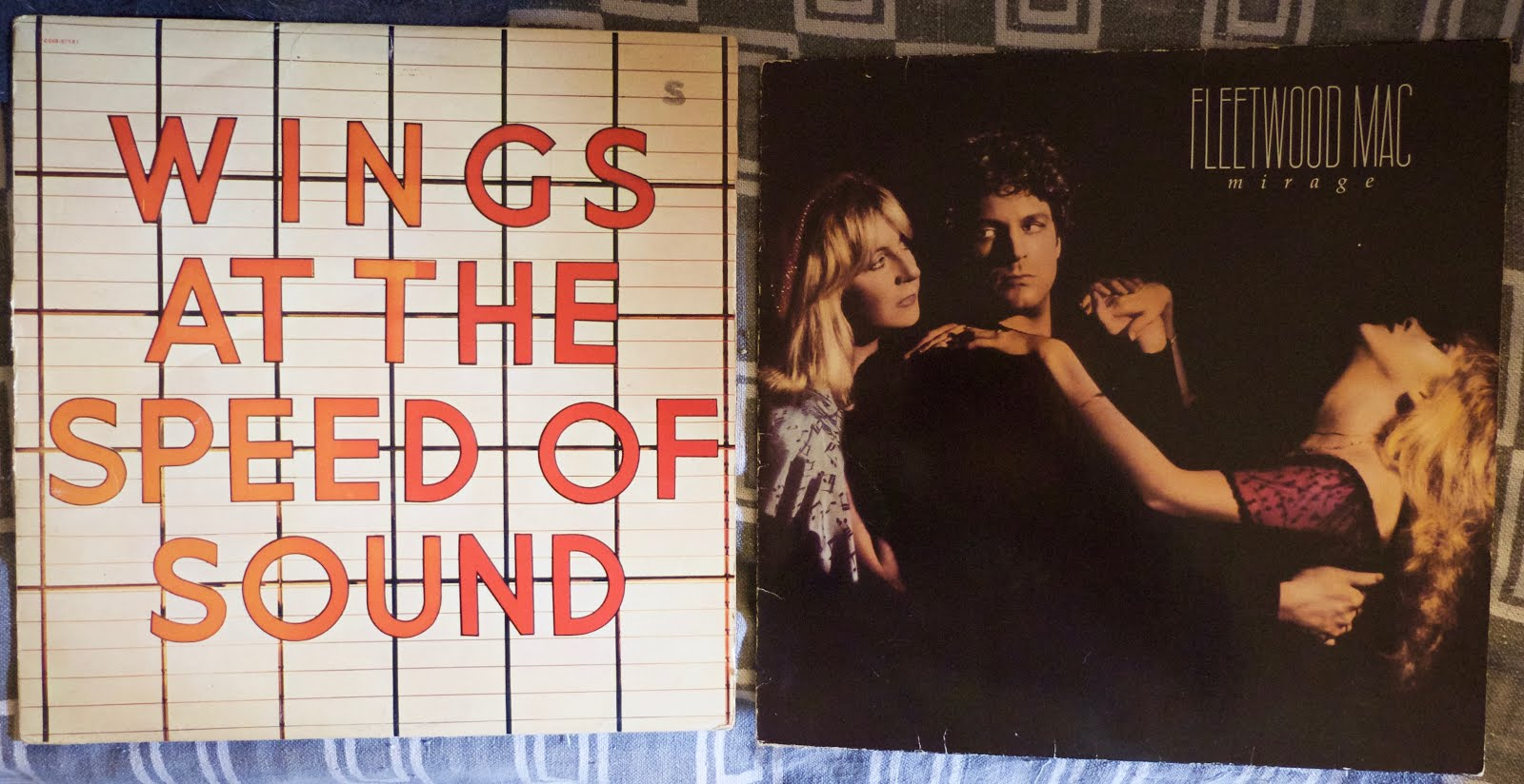 The Wings / Fleetwood Mac