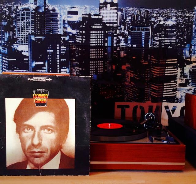 The Songs Of Leonard Cohen…