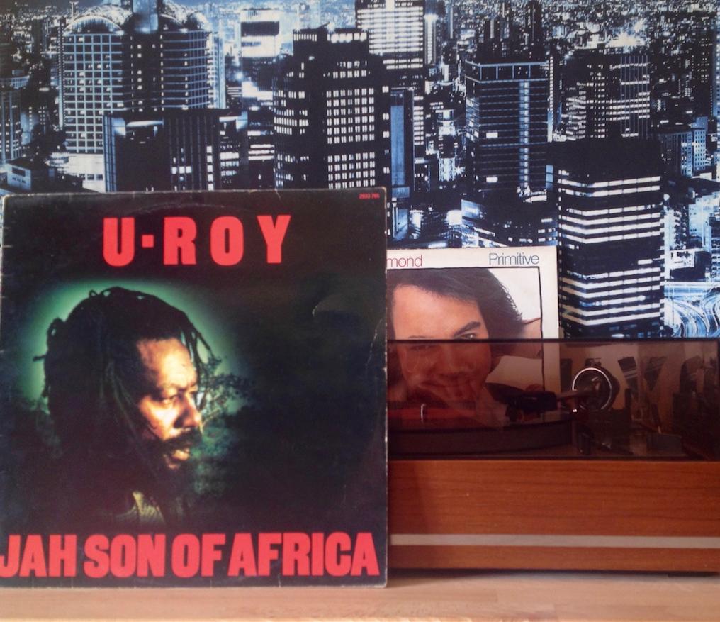 Jan Son Of Africa en écoute sur la platine vinyle