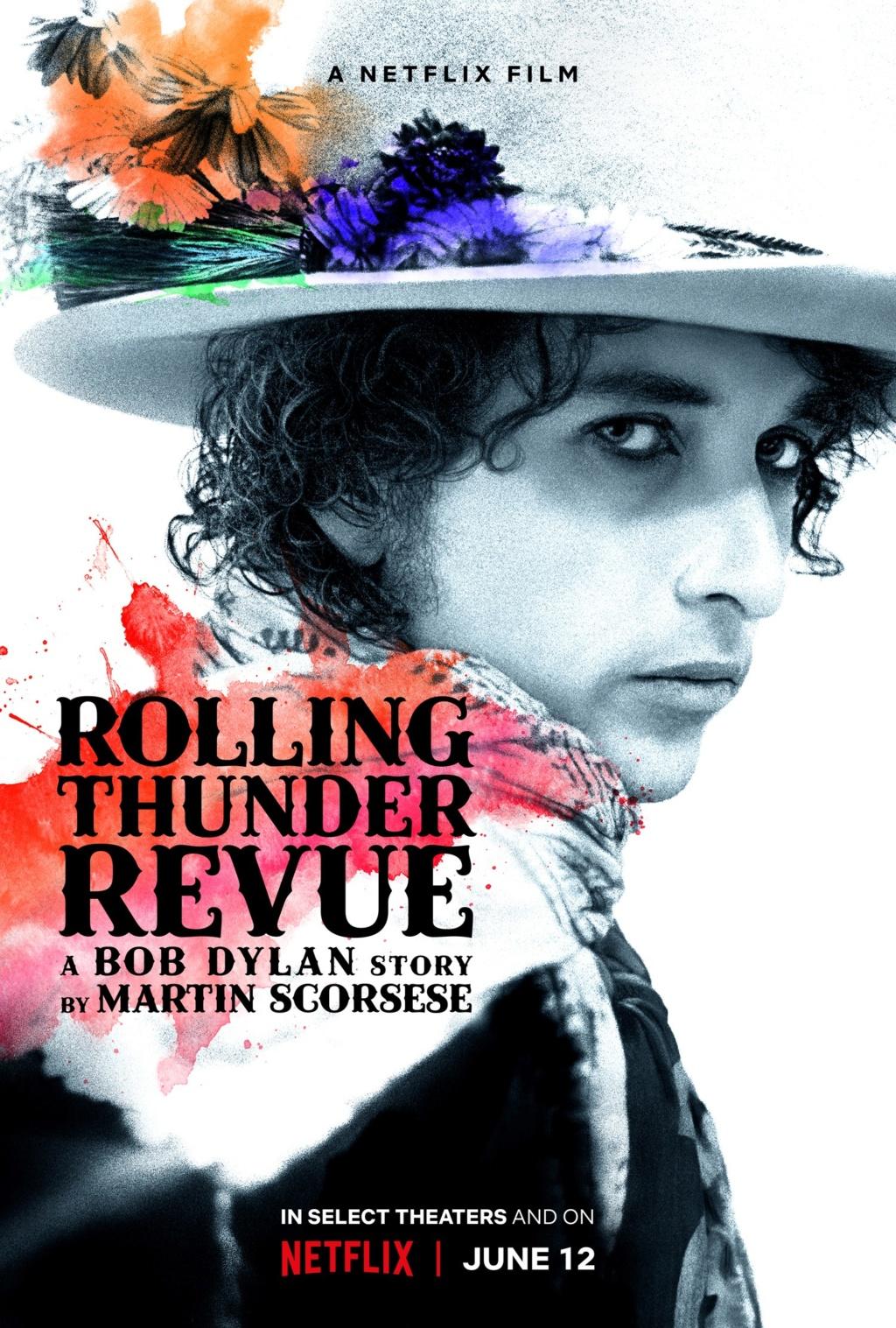 Teaser Rolling Thunder Revue