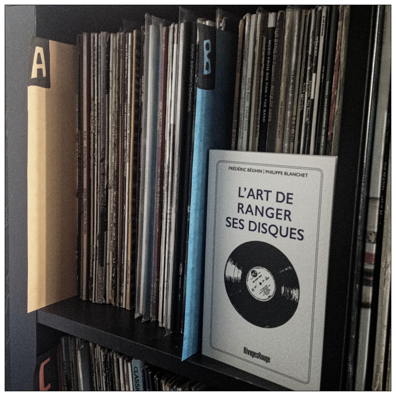 L'art de ranger ses disques… [Un jour, une photo – saison 2]
