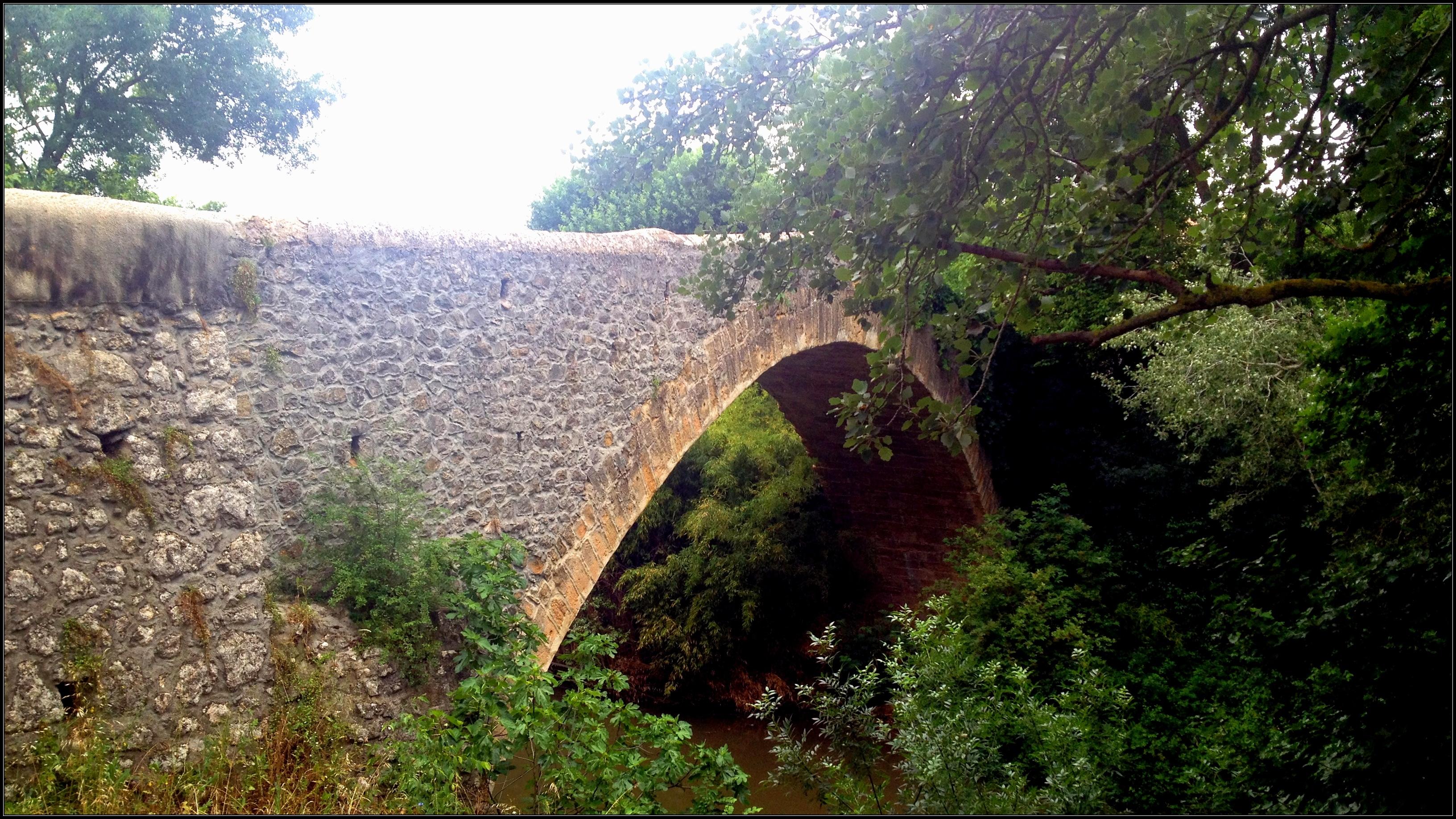 [Un jour, une photo – saison 2] Pont des 3 Sautets.