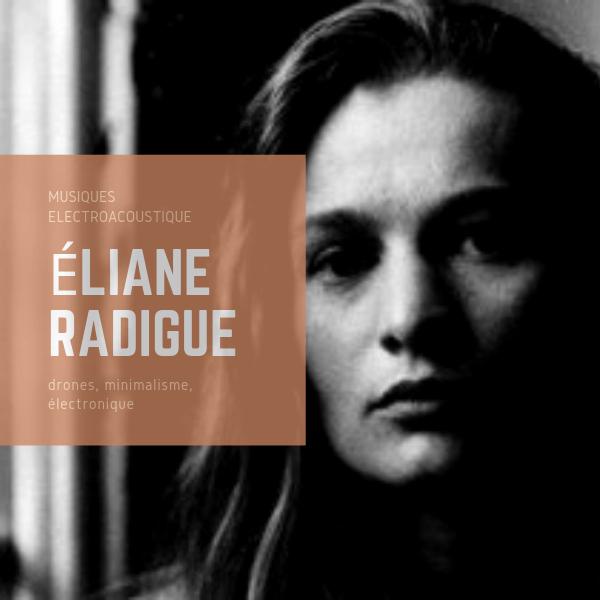 Éliane Radigue, une pionnière de l'électroacoustique !
