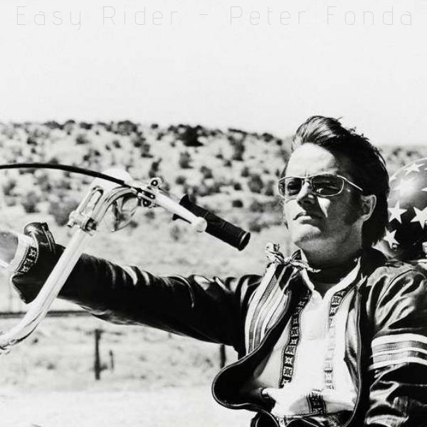 Easy Rider – Peter Fonda