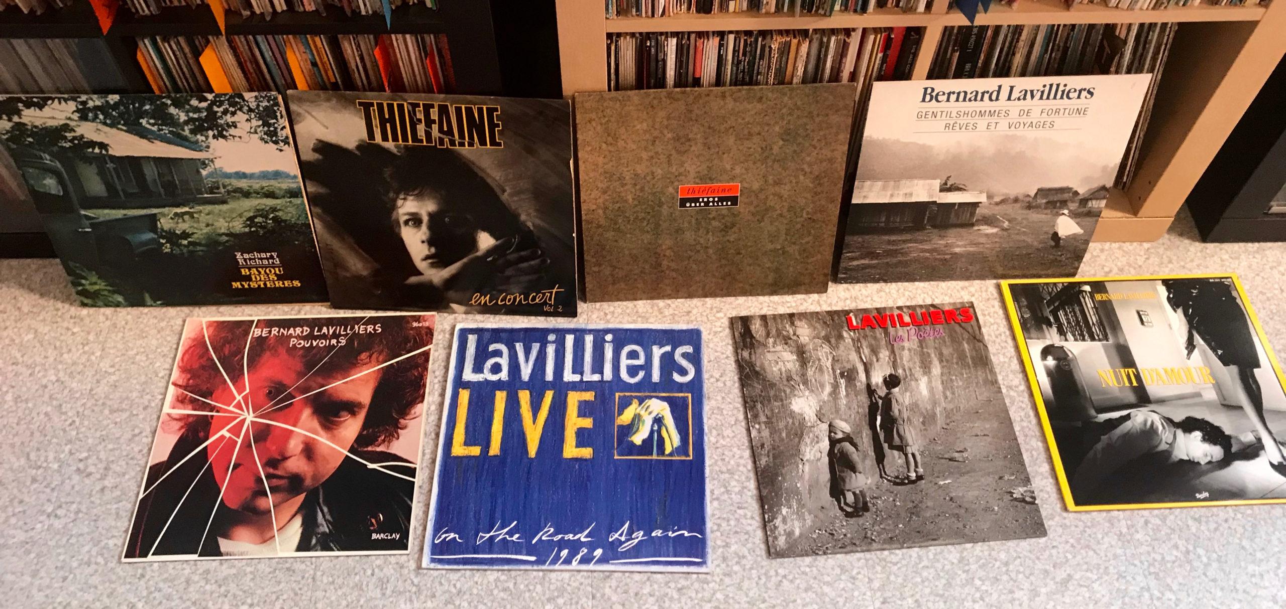 Albums en langue Française