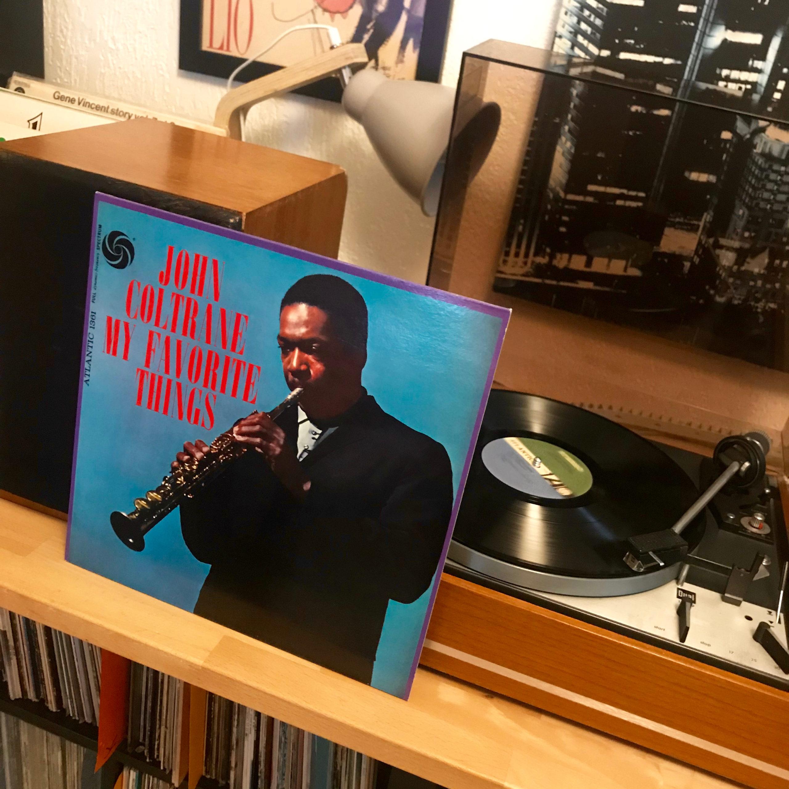Jour 13 – Coltrane !