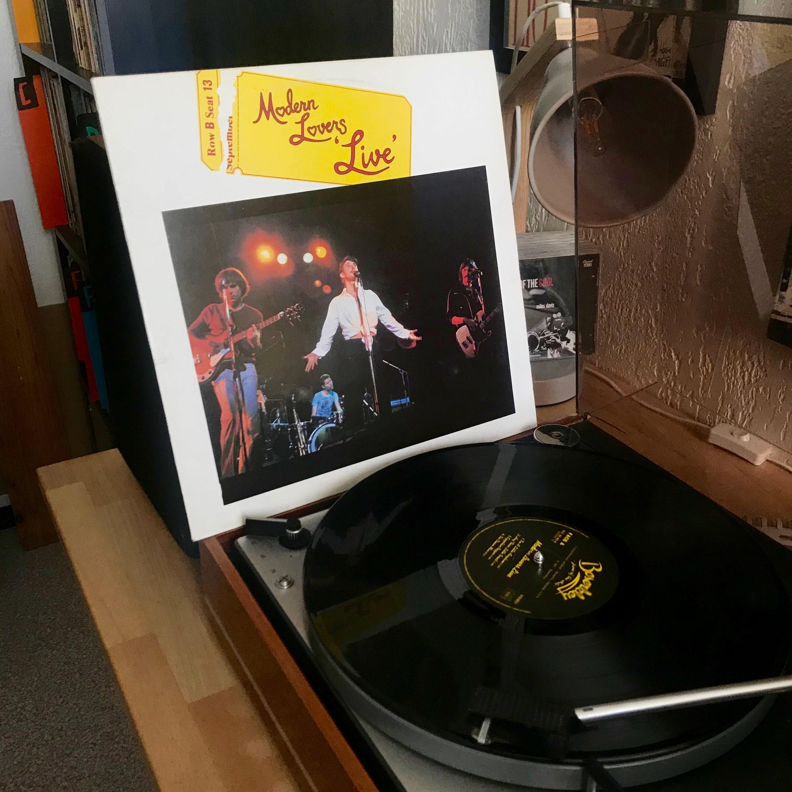 Jour 3 – Modern Lovers !