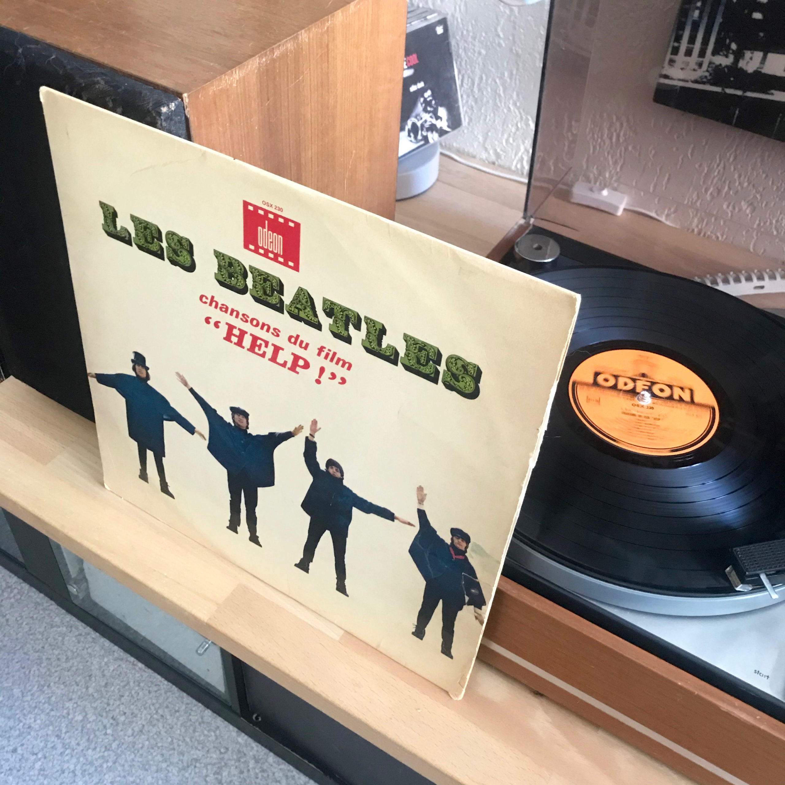 Jour 44 – Beatles